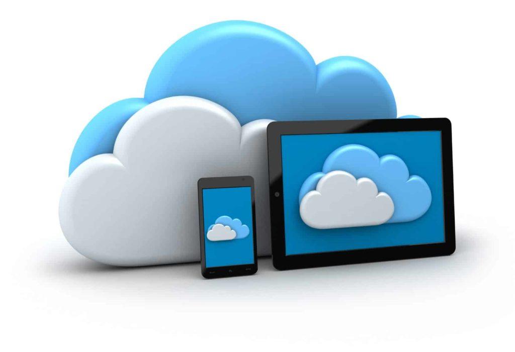 servicio de almacenamiento en la nube BeOnlineSoluciones para autonomos y emprendedores