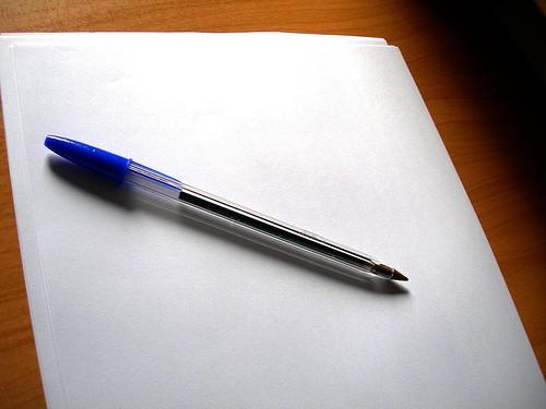 material de papeleria y escritura