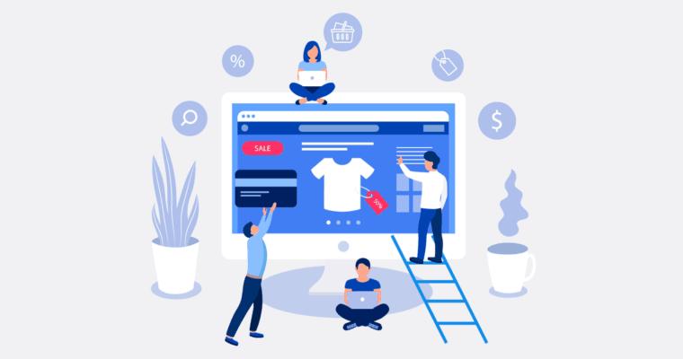 creacion de tiendas virtuales personalizada