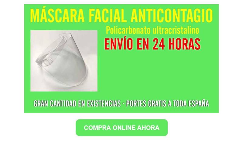 mascara facial anticontagio proteccion covid19