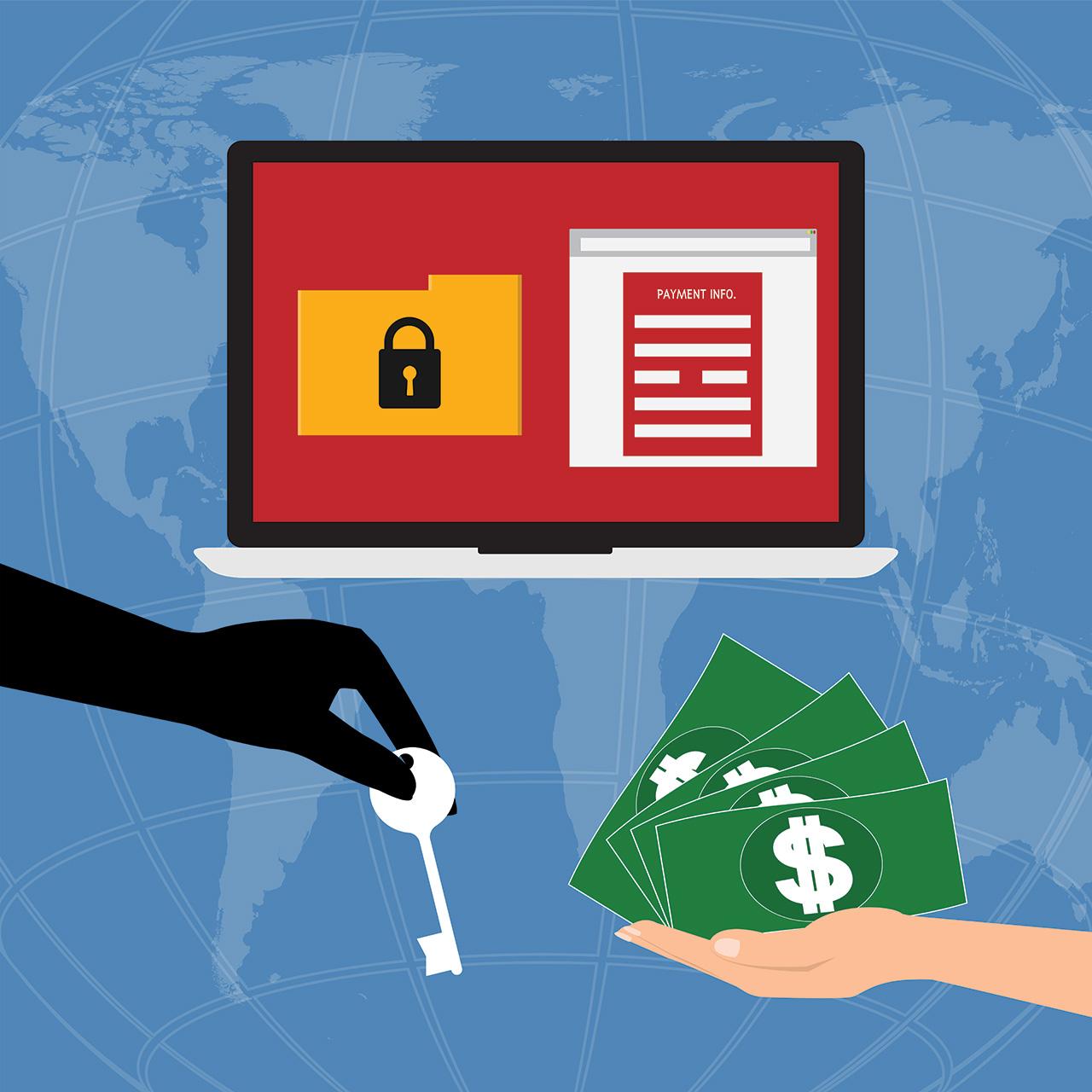 ciberseguridad anti ransomware