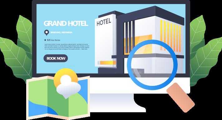 diseño web para hoteles 2