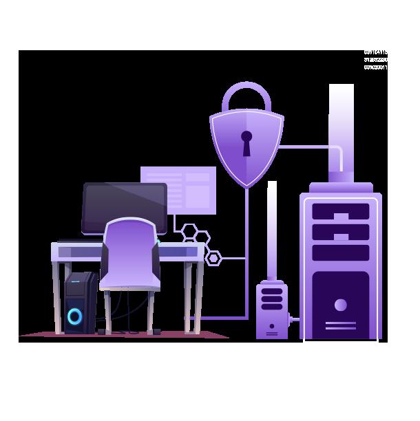 interconexion vpn entre sedes u oficinas