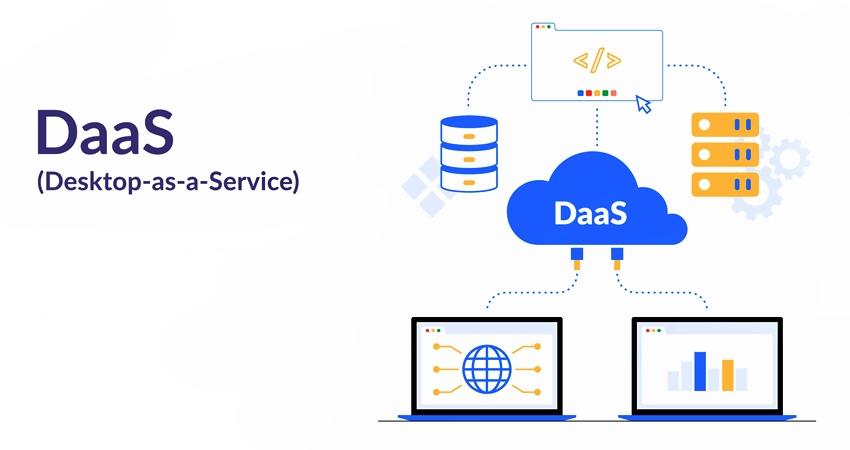 DaaS. Escritorios Virtuales para Teletrabajo e Infraestructura