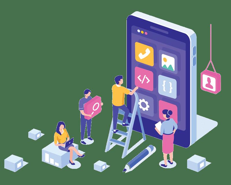 app movil gratis con nuestro diseño web