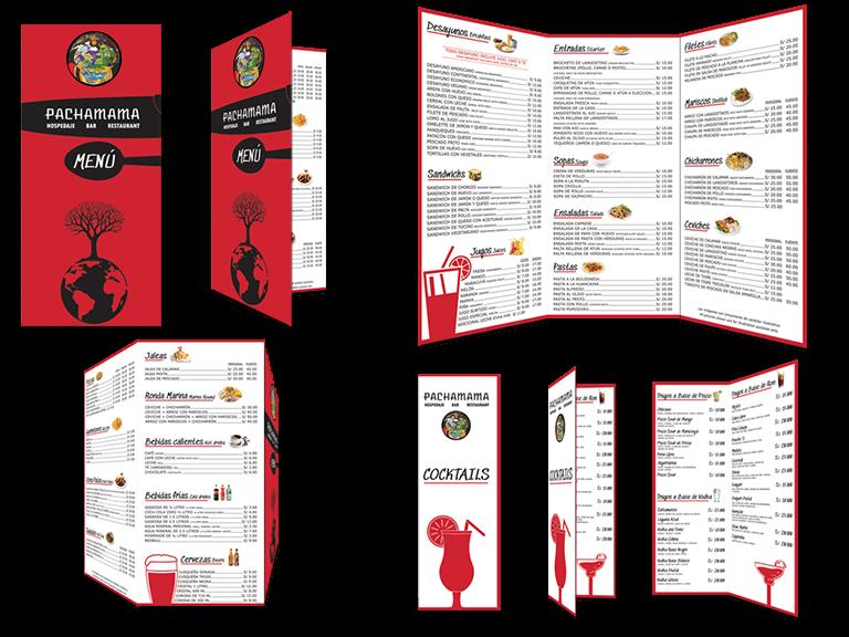 diseño de folletos publicitarios y tripticos 2