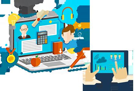 diseño de paginas web para venta de cursos online