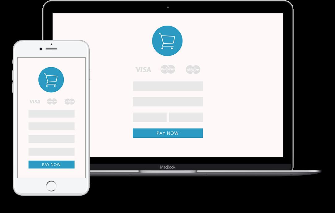 paginas web para delivery optimizada para dispositivos moviles