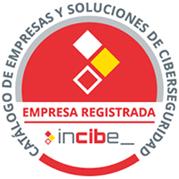 Empresa Registrada en el Catalogo de Soluciones de Ciberseguridad de INCIBE Instituto Nacional de Ciberseguridad