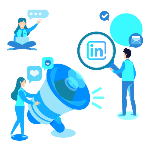 publicidad linkedin ads con la agencia N.1 en marketing digital para linkedin