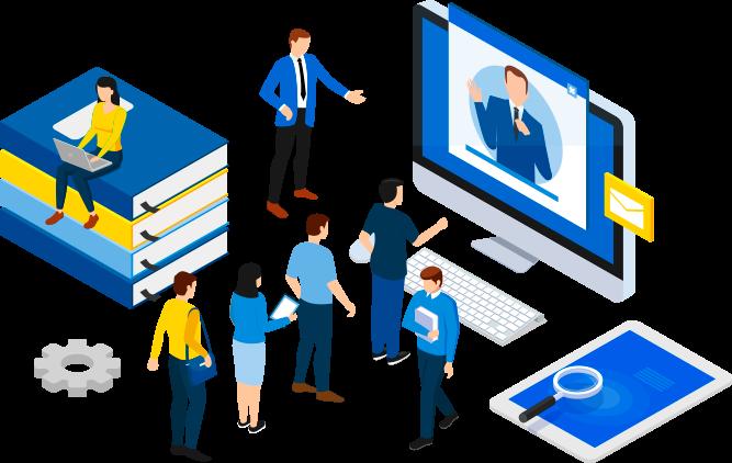 gestoria online con gestores licenciados en ADE y Economicas. Verificacion humana de toda la docuimentacion y tramites