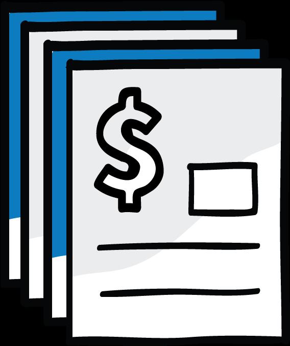 sin picar facturas servicio de gestoria online procesamiento de facturas