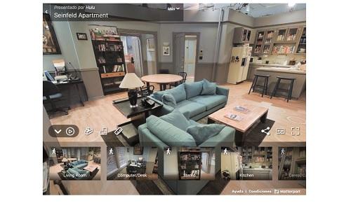 Fichas de inmuebles con Virtual Tour 360º