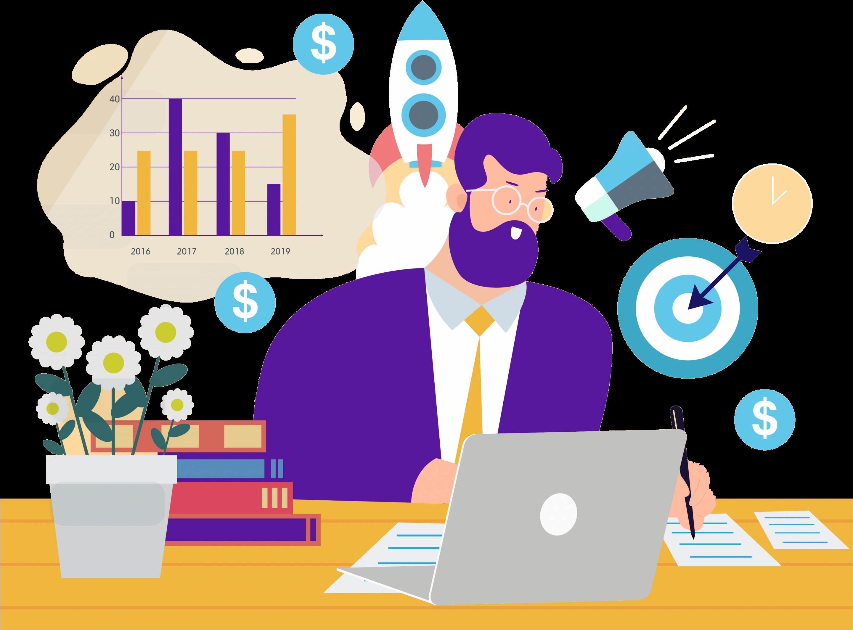 marketing digital para empresas de delivery o repartos