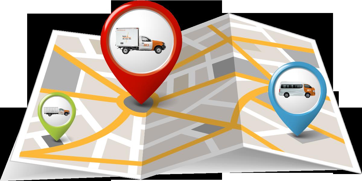 pagina web delivery o repartos con calculo de distancia